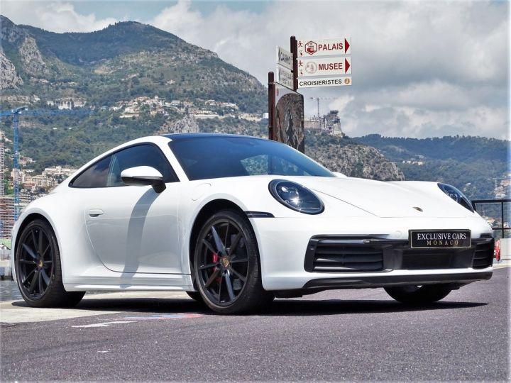 Porsche 911 TYPE 992 CARRERA S 450 CV PDK - MONACO Blanc  - 13