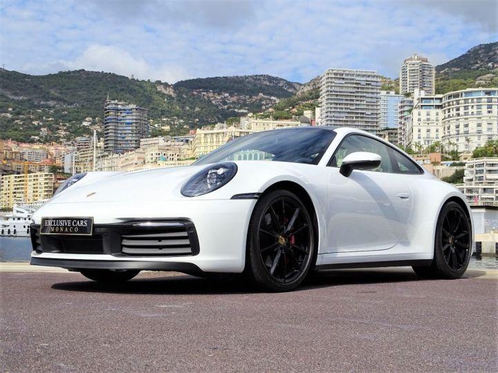Porsche 911 TYPE 992 CARRERA S 450 CV PDK - MONACO Blanc  - 15