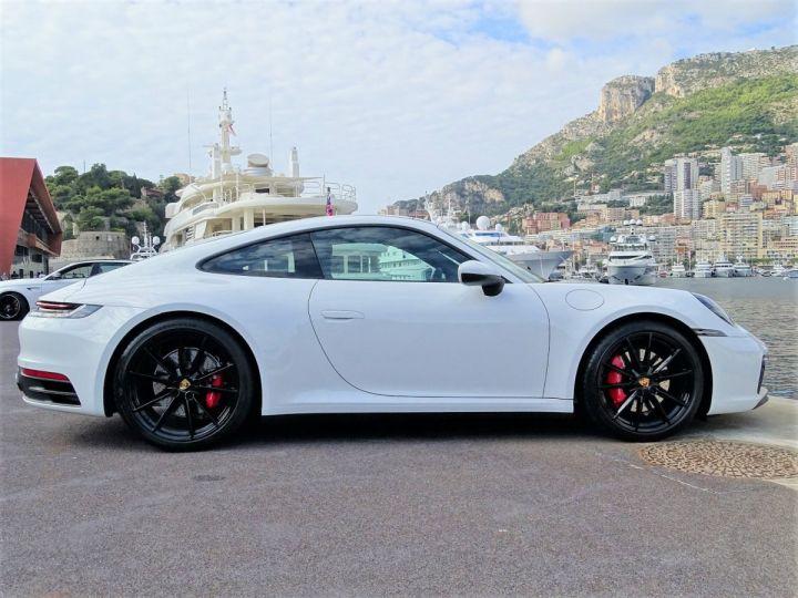 Porsche 911 TYPE 992 CARRERA S 450 CV PDK - MONACO Blanc  - 17