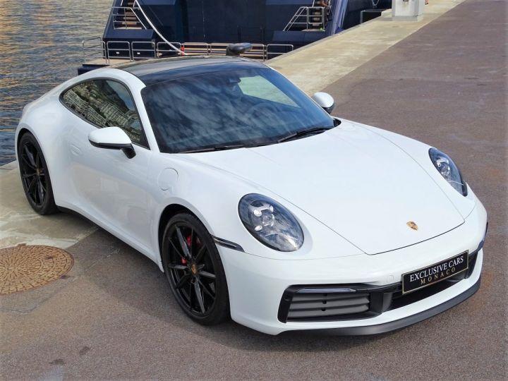 Porsche 911 TYPE 992 CARRERA S 450 CV PDK - MONACO Blanc  - 18