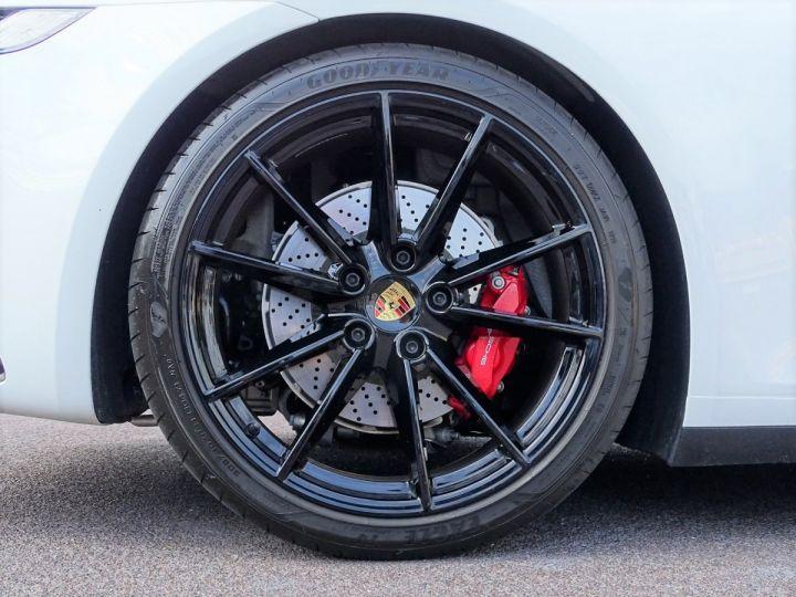Porsche 911 TYPE 992 CARRERA S 450 CV PDK - MONACO Blanc  - 19
