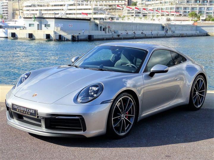 Porsche 911 TYPE 992 CARRERA S 450 CV PDK - MONACO Argent GT Métal - 1