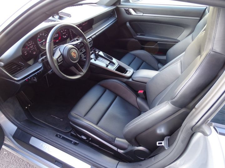 Porsche 911 TYPE 992 CARRERA S 450 CV PDK - MONACO Argent GT Métal - 8