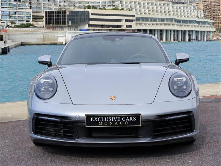 Porsche 911 TYPE 992 CARRERA S 450 CV PDK - MONACO Argent GT Métal - 12