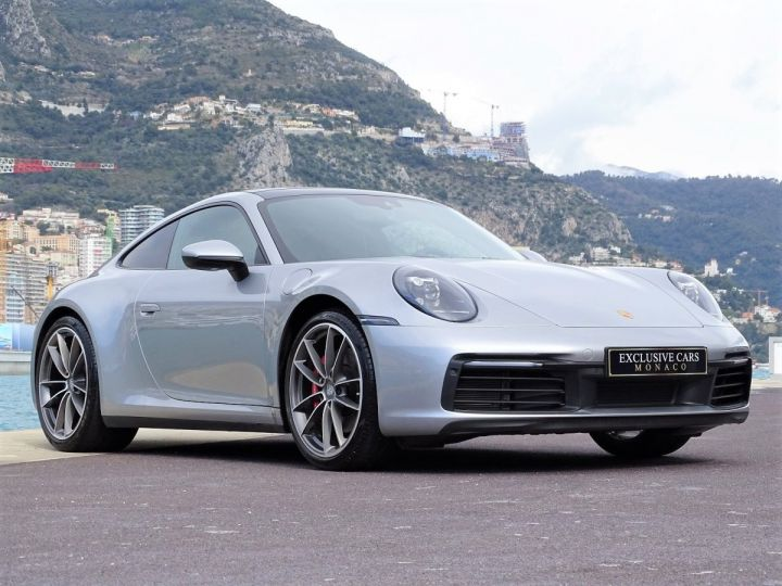 Porsche 911 TYPE 992 CARRERA S 450 CV PDK - MONACO Argent GT Métal - 13