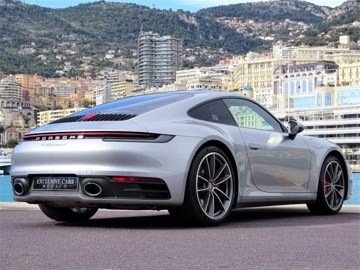Porsche 911 TYPE 992 CARRERA S 450 CV PDK - MONACO Argent GT Métal - 14