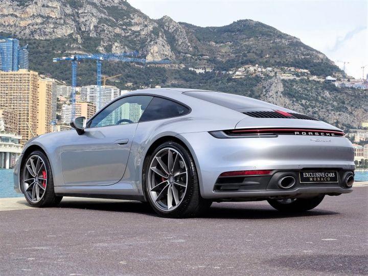 Porsche 911 TYPE 992 CARRERA S 450 CV PDK - MONACO Argent GT Métal - 16
