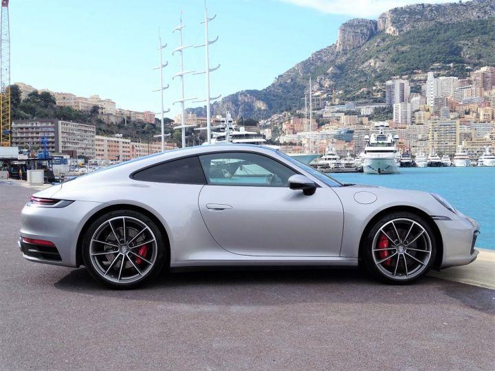 Porsche 911 TYPE 992 CARRERA S 450 CV PDK - MONACO Argent GT Métal - 17