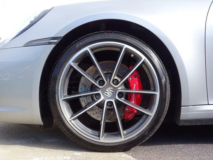 Porsche 911 TYPE 992 CARRERA S 450 CV PDK - MONACO Argent GT Métal - 18