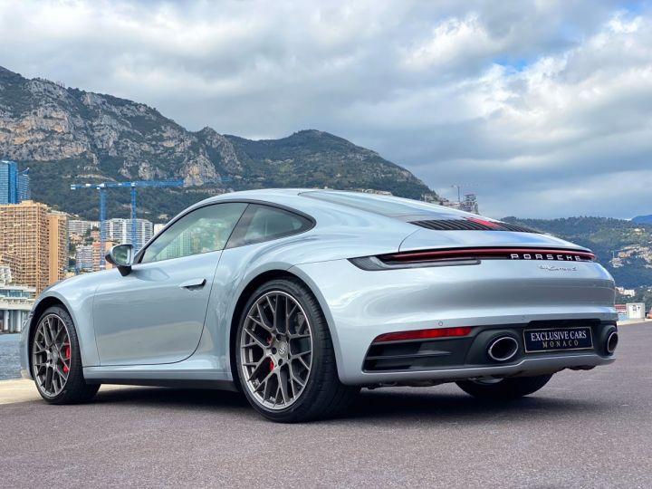Porsche 911 TYPE 992 CARRERA S 450 CV PDK - MONACO Argent Métal - 19