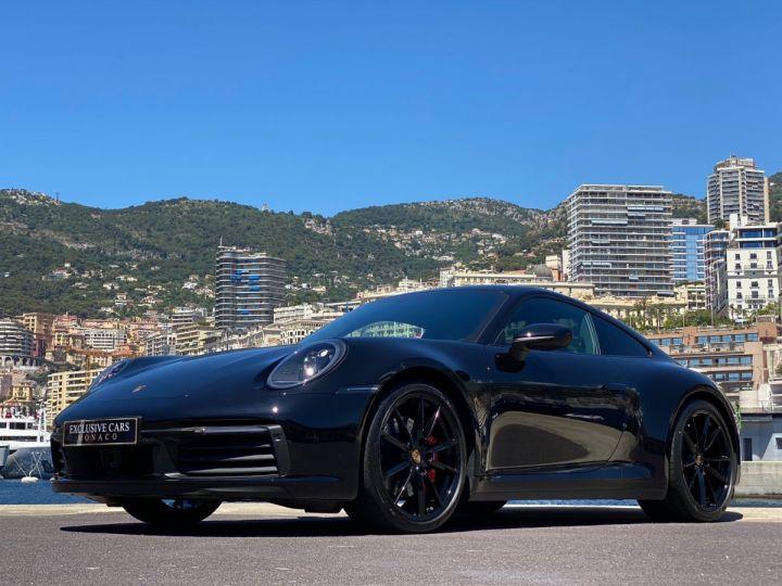 Porsche 911 TYPE 992 CARRERA S 450 CV PDK - MONACO Noir Métal - 5