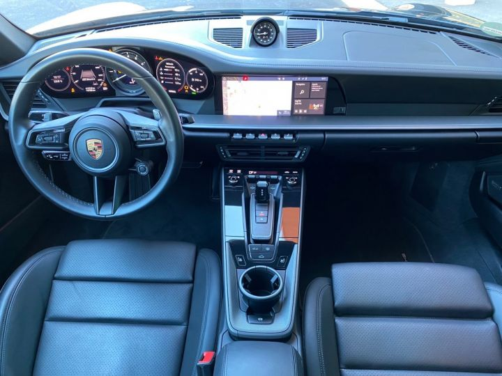 Porsche 911 TYPE 992 CARRERA S 450 CV PDK - MONACO Noir Métal - 10