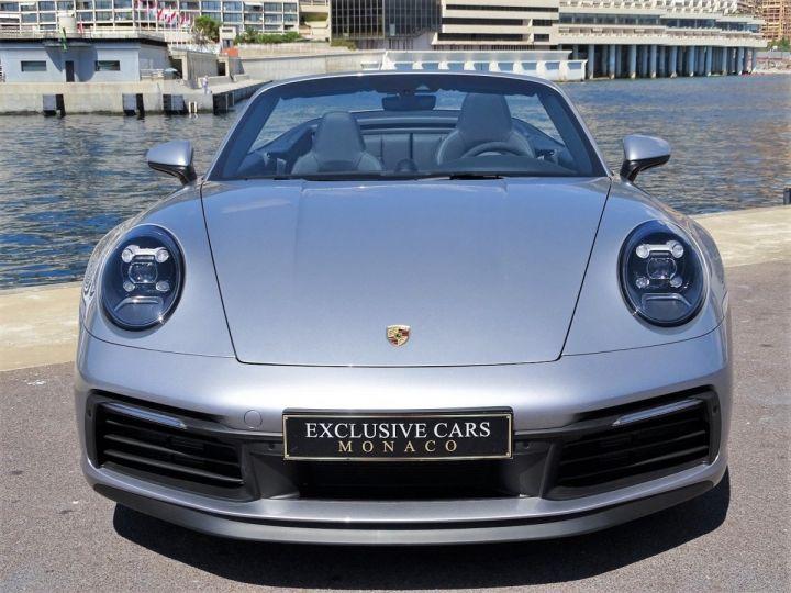 Porsche 911 TYPE 992 CARRERA S CABRIOLET 450 CV PDK - MONACO Argent Métal - 2