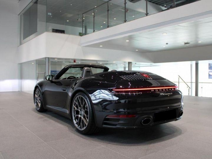 Porsche 911 TYPE 992 CARRERA S CABRIOLET 450 CV PDK - MONACO Noir Métal - 2