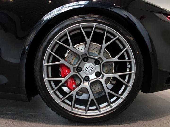 Porsche 911 TYPE 992 CARRERA S CABRIOLET 450 CV PDK - MONACO Noir Métal - 6