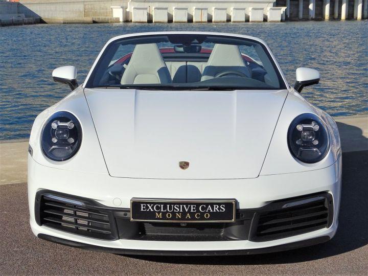 Porsche 911  TYPE 992 CARRERA S CABRIOLET PDK 450 CV Blanc - 2