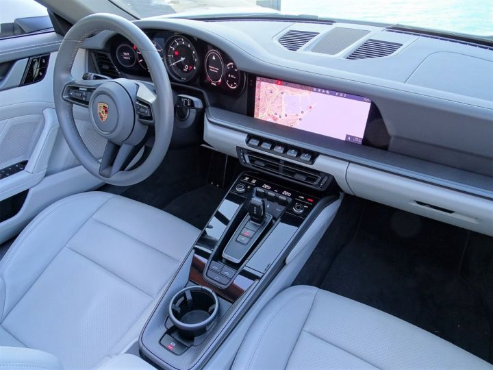Porsche 911  TYPE 992 CARRERA S CABRIOLET PDK 450 CV Blanc - 10