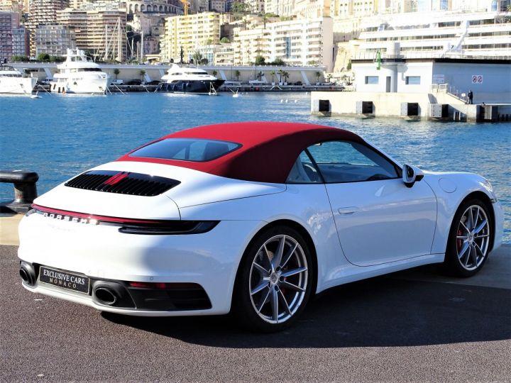 Porsche 911  TYPE 992 CARRERA S CABRIOLET PDK 450 CV Blanc - 16