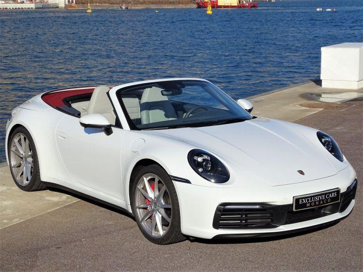 Porsche 911  TYPE 992 CARRERA S CABRIOLET PDK 450 CV Blanc - 19