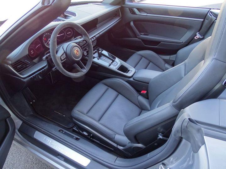 Porsche 911 TYPE 992 CARRERA S CABRIOLET PDK 450 CV - MONACO Gris Argent Métal - 8