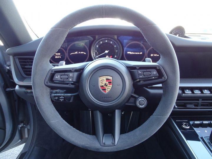 Porsche 911 TYPE 992 CARRERA S CABRIOLET PDK 450 CV - MONACO Gris Argent Métal - 13