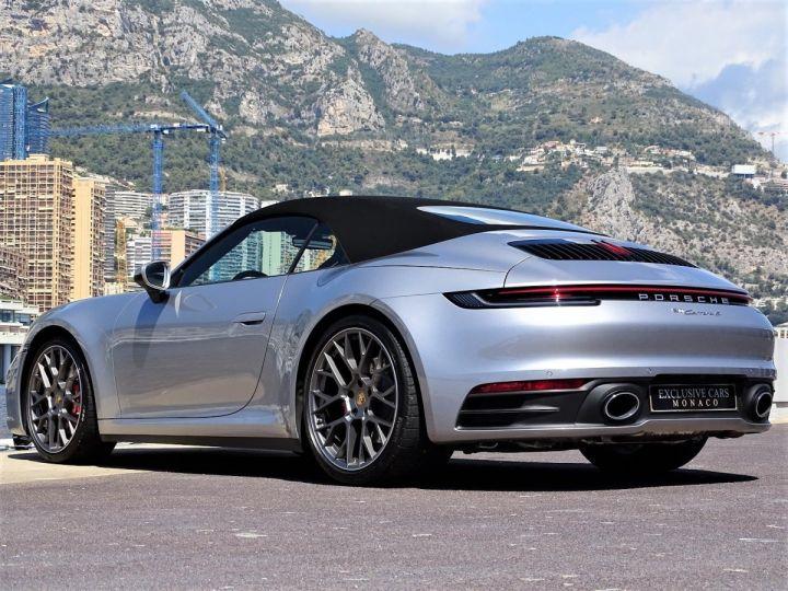 Porsche 911 TYPE 992 CARRERA S CABRIOLET PDK 450 CV - MONACO Gris Argent Métal - 17