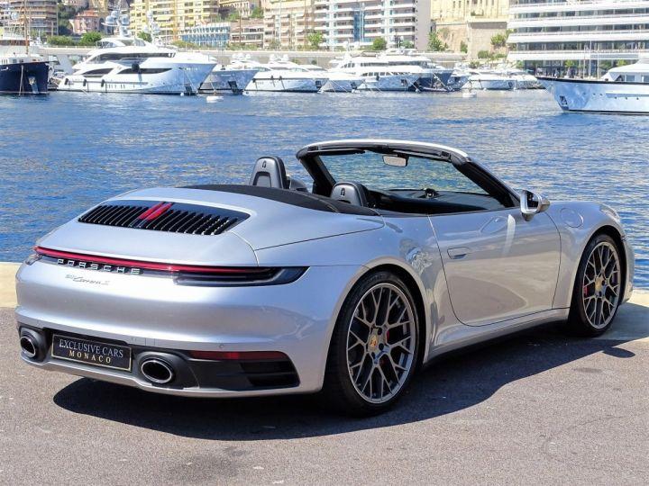Porsche 911 TYPE 992 CARRERA S CABRIOLET PDK 450 CV - MONACO Gris Argent Métal - 20