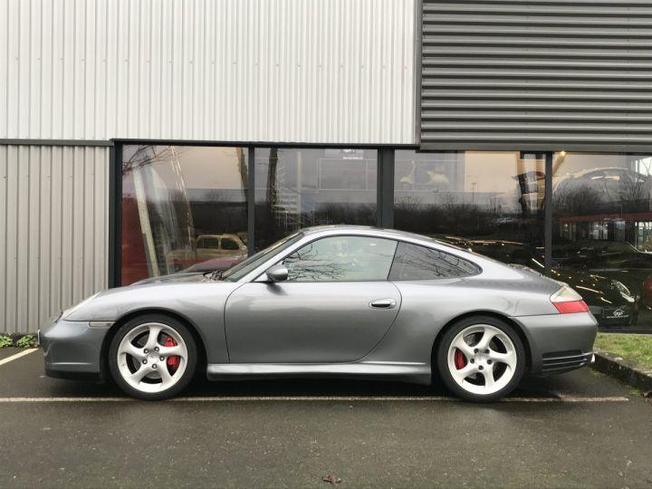Porsche 911 TYPE 996 (2) 3.6 CARRERA 4S TIPTRONIC S Gris Métal - 4