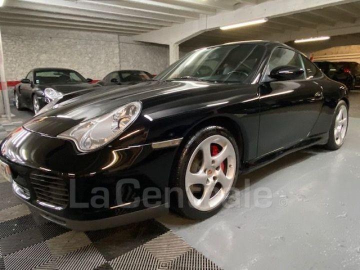 Porsche 911 TYPE 996 (996) (2) 3.6 CARRERA 4S Noir Verni - 1