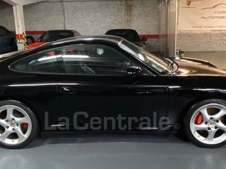 Porsche 911 TYPE 996 (996) (2) 3.6 CARRERA 4S Noir Verni - 6