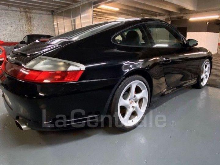 Porsche 911 TYPE 996 (996) (2) 3.6 CARRERA 4S Noir Verni - 10