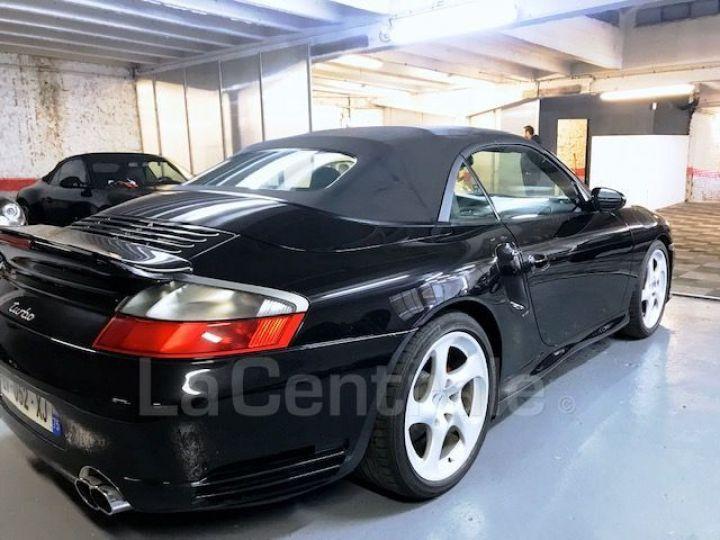 Porsche 911 TYPE 996 CABRIOLET (996) (2) CABRIOLET 3.6 TURBO BVA Noir Metal - 9
