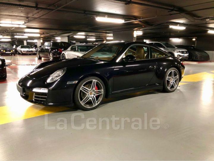 Porsche 911 TYPE 997 (2) 3.8 385 CARRERA 4S PDK Noir Metal Occasion - 1