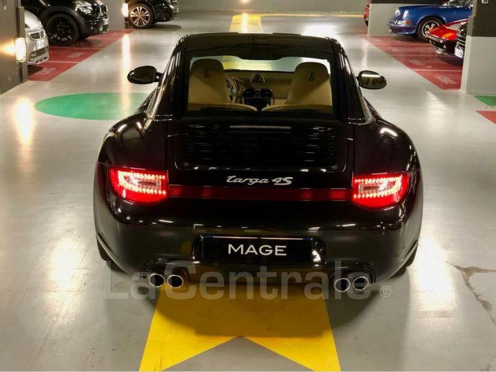 Porsche 911 TYPE 997 (2) 3.8 385 CARRERA 4S PDK Noir Metal Occasion - 5
