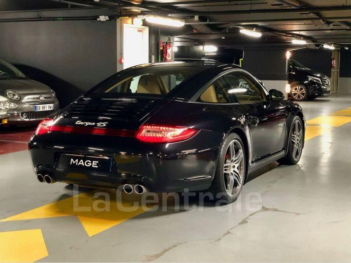 Porsche 911 TYPE 997 (2) 3.8 385 CARRERA 4S PDK Noir Metal Occasion - 12