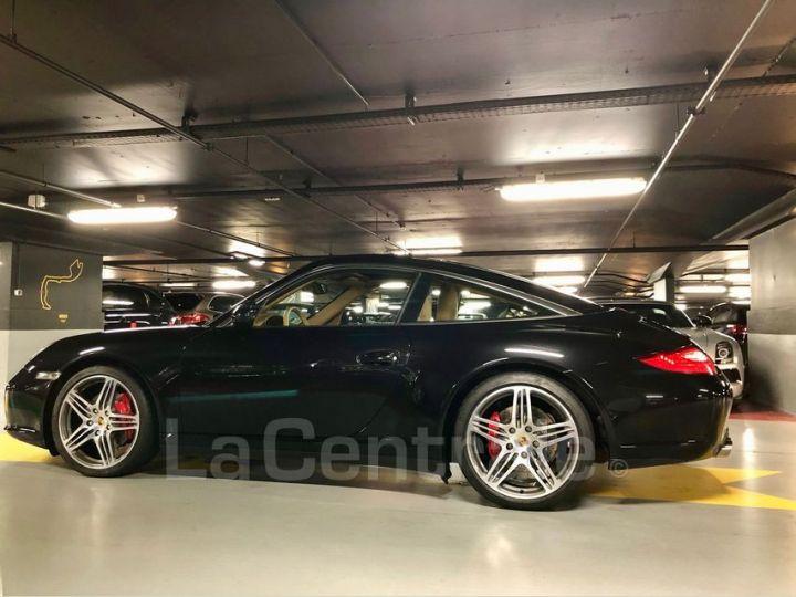 Porsche 911 TYPE 997 (2) 3.8 385 CARRERA 4S PDK Noir Metal Occasion - 14