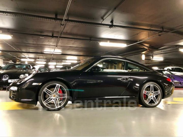 Porsche 911 TYPE 997 (2) 3.8 385 CARRERA 4S PDK Noir Metal Occasion - 15