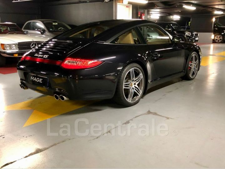 Porsche 911 TYPE 997 (2) 3.8 385 CARRERA 4S PDK Noir Metal Occasion - 17