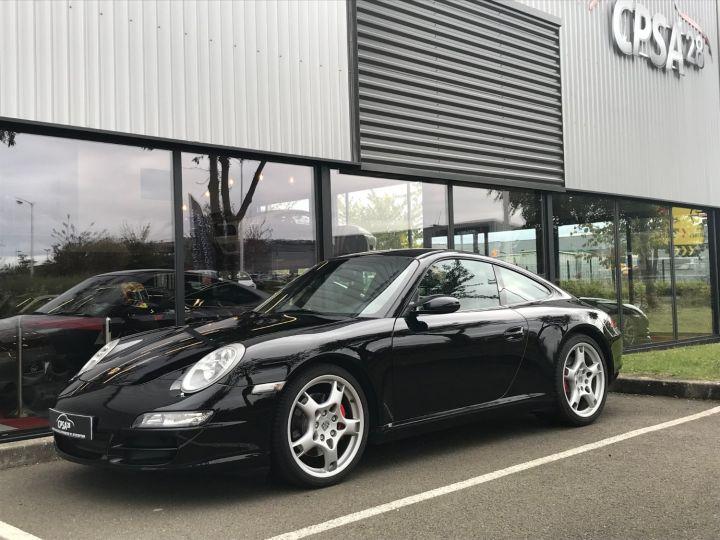 Porsche 911 TYPE 997 3.8 355 CARRERA S Noir Métal - 1