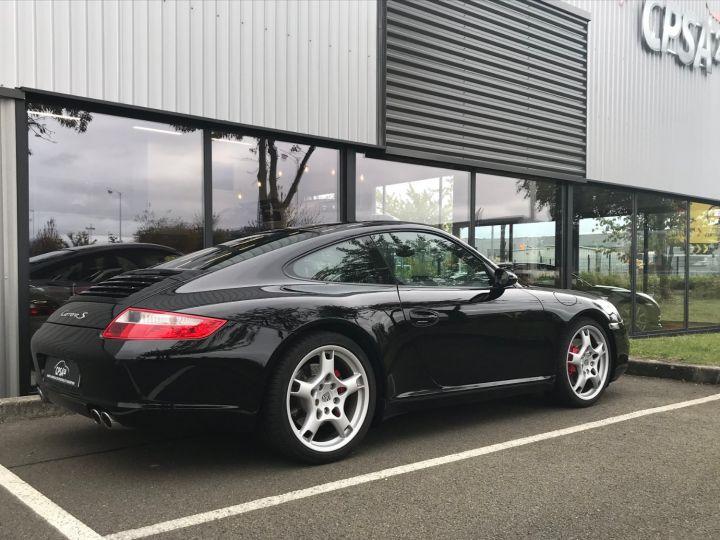 Porsche 911 TYPE 997 3.8 355 CARRERA S Noir Métal - 6