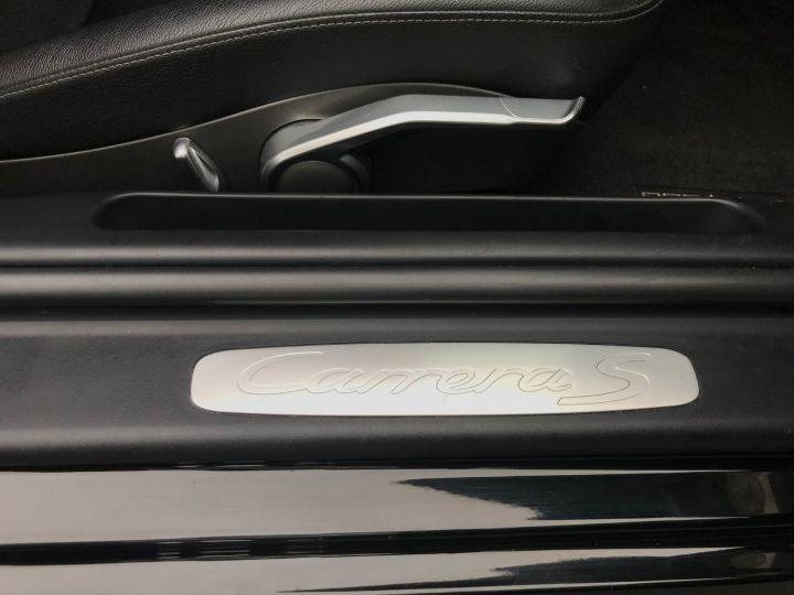 Porsche 911 TYPE 997 3.8 355 CARRERA S Noir Métal - 8