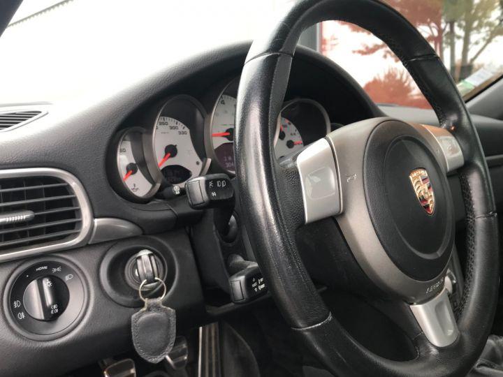 Porsche 911 TYPE 997 3.8 355 CARRERA S Noir Métal - 10