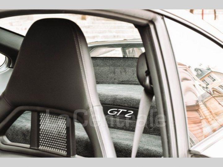 Porsche 911 TYPE 997 (997) (2) 3.6 530 GT2 Noir Metal - 10