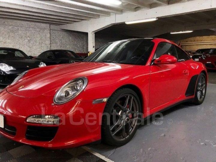 Porsche 911 TYPE 997 (997) (2) 3.8 385 TARGA 4S PDK Rouge Verni - 1
