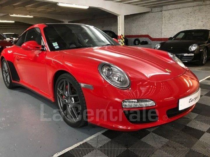 Porsche 911 TYPE 997 (997) (2) 3.8 385 TARGA 4S PDK Rouge Verni - 2