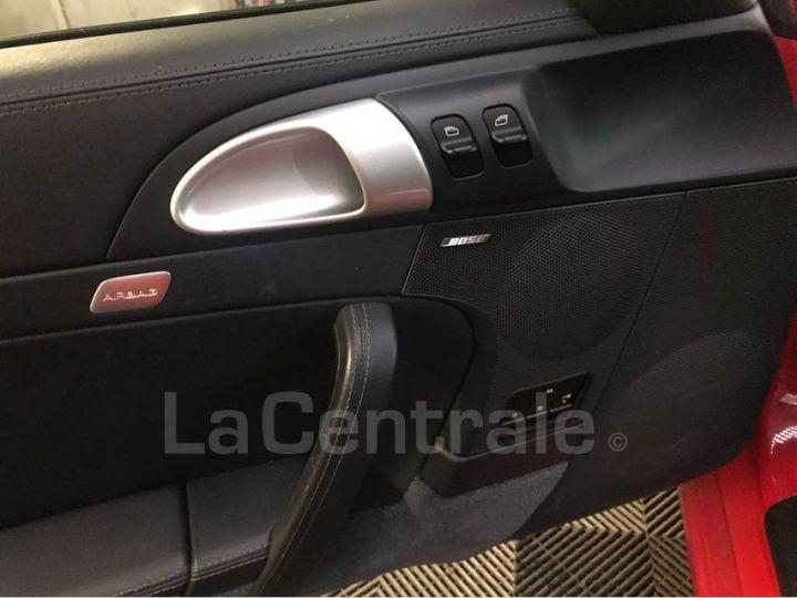 Porsche 911 TYPE 997 (997) (2) 3.8 385 TARGA 4S PDK Rouge Verni - 12
