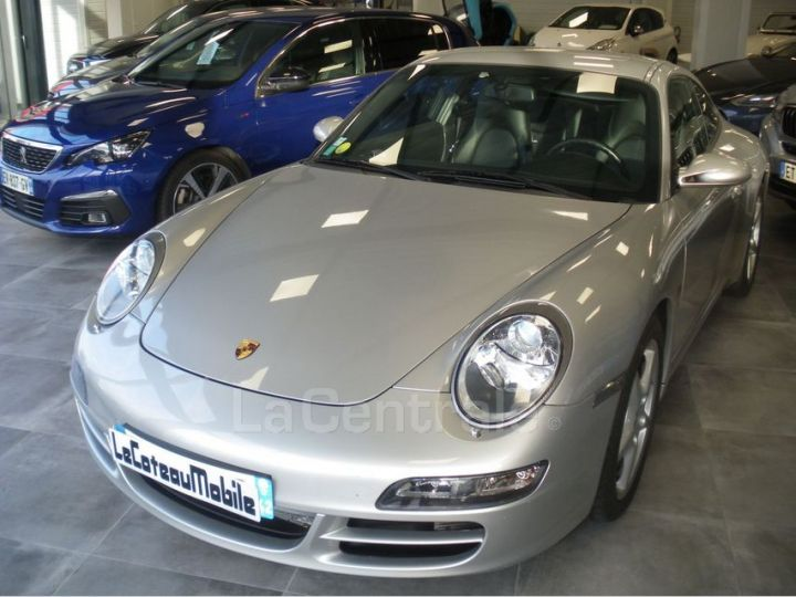 Porsche 911 TYPE 997 (997) 3.6 325 CARRERA Gris Clair Metal - 1