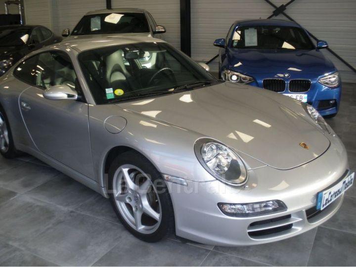 Porsche 911 TYPE 997 (997) 3.6 325 CARRERA Gris Clair Metal - 2