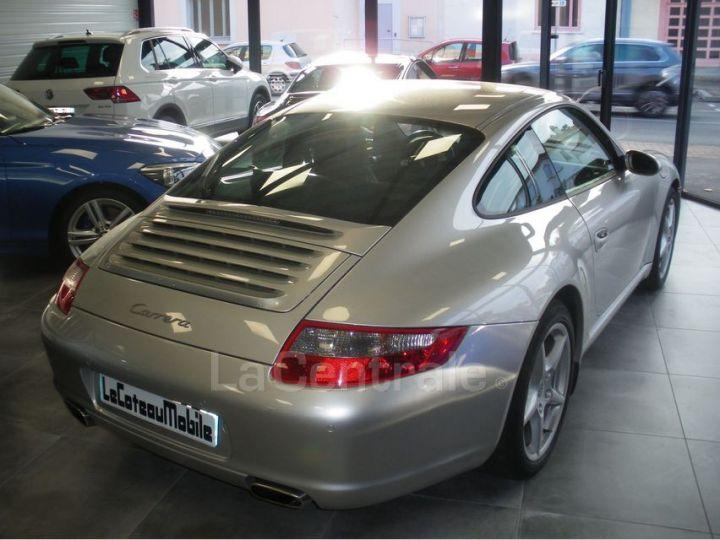Porsche 911 TYPE 997 (997) 3.6 325 CARRERA Gris Clair Metal - 3