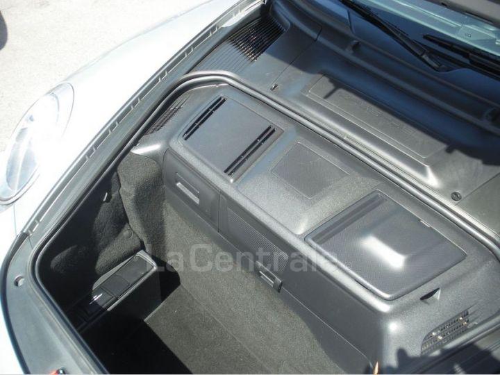 Porsche 911 TYPE 997 (997) 3.6 480 TURBO TIPTRONIC S gris clair metal - 7